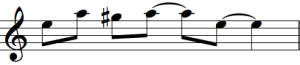 The motif for Beth